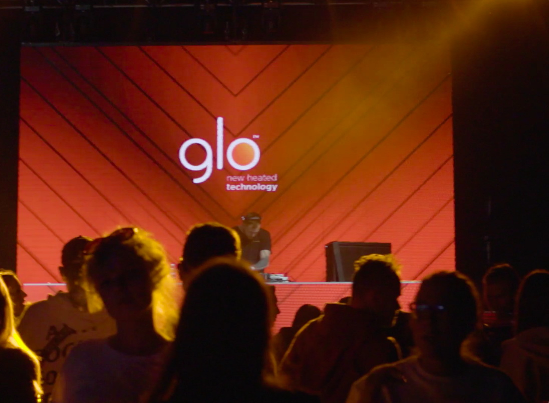 glo event video